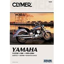 Yamaha Twins: V-Star 1100, 1999-2004