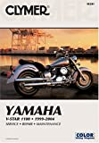Yamaha V-Star 1100, Clymer Publications Staff, 0892878908