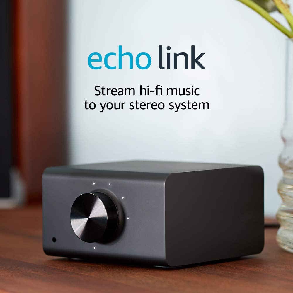 Echo Link - Stream hi-fi music to your stereo system by Amazon (Image #2)