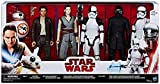 Star Wars The Last Jedi Deluxe 12' Action Figure Box Set - 6 Pack