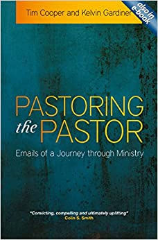 Book Pastoring the Pastor: Emails of a Journey through Ministry