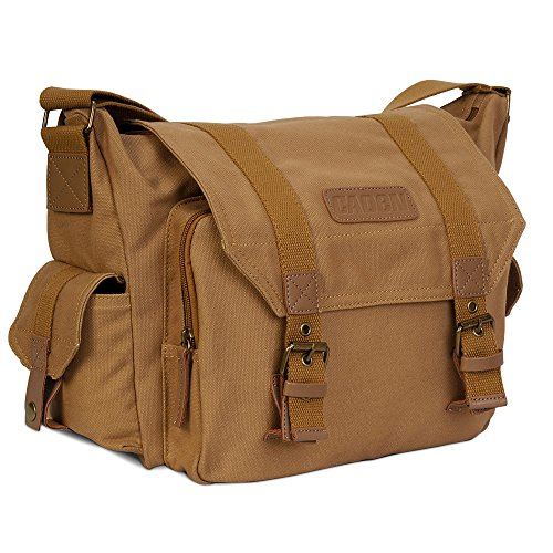Lightweight Waterproof Canvas DSLR SLR Shockproof Camera Sho