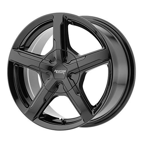 - AMERICAN RACING TRIGGER GLOSS BLACK TRIGGER 17x7 5x110.00/5x115.00 GLOSS BLACK (40 mm) rims