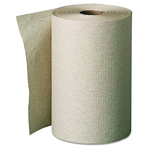 Georgia Pacific Professional 26401 Non Perforated Paper Towel Rolls  7 7 8  X 350  Brown  Pack Of 12