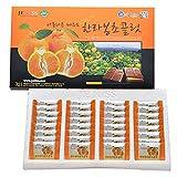 choco pie green tea - Jekiss Jeju Hallabong Chocolate 288g 32ea, Korea Jeju Special Product, Best Snack, Best Gift