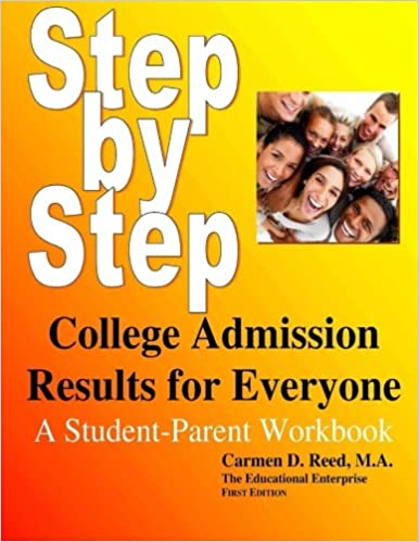 Tenne bok nedlasting ipadStep-By-Step College Admission Results For Everyone: A Student-Parent Workbook PDF 1480031224