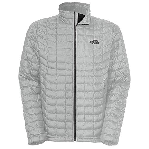 - The North Face Men's Thermoball Full Zip Jacket, High Rise Asphalt Grey, 2XL