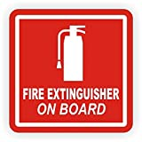 1-Pc Grand Unique Fire Extinguisher on Board Window - Best Reviews Guide