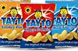 Tayto Variety 12 pack Crisps from Ireland 12 x 25g