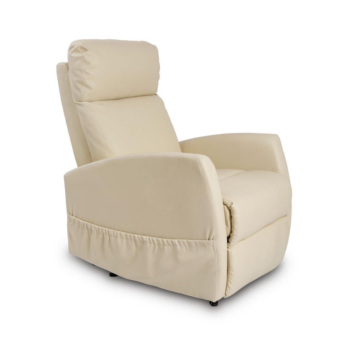 Sillón Relax de Masaje Compact. Función Calor. 5 programas. 3 intensidades. 8
