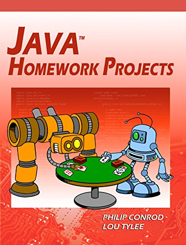 Java Homework Projects: A NetBeans GUI Swing Programming Tutorial