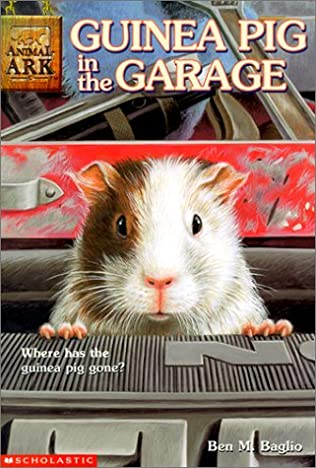 book cover of Guinea Pig in the Garage