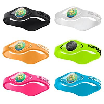 Power Balance Silicone Wristband - Genuine - Various Colors