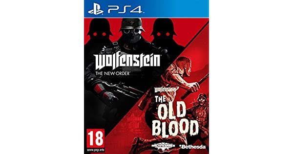 Wolfenstein The Two Pack - PS4: Amazon.es: Videojuegos
