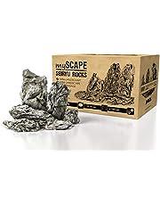 ARKA Aquatics MSRS10 myScape-Rocks Seiryu – mini krajobraz – naturalny kamień do unikalnych akapetów wodnych w każdym akwarium i terrarium, L, 10 kg