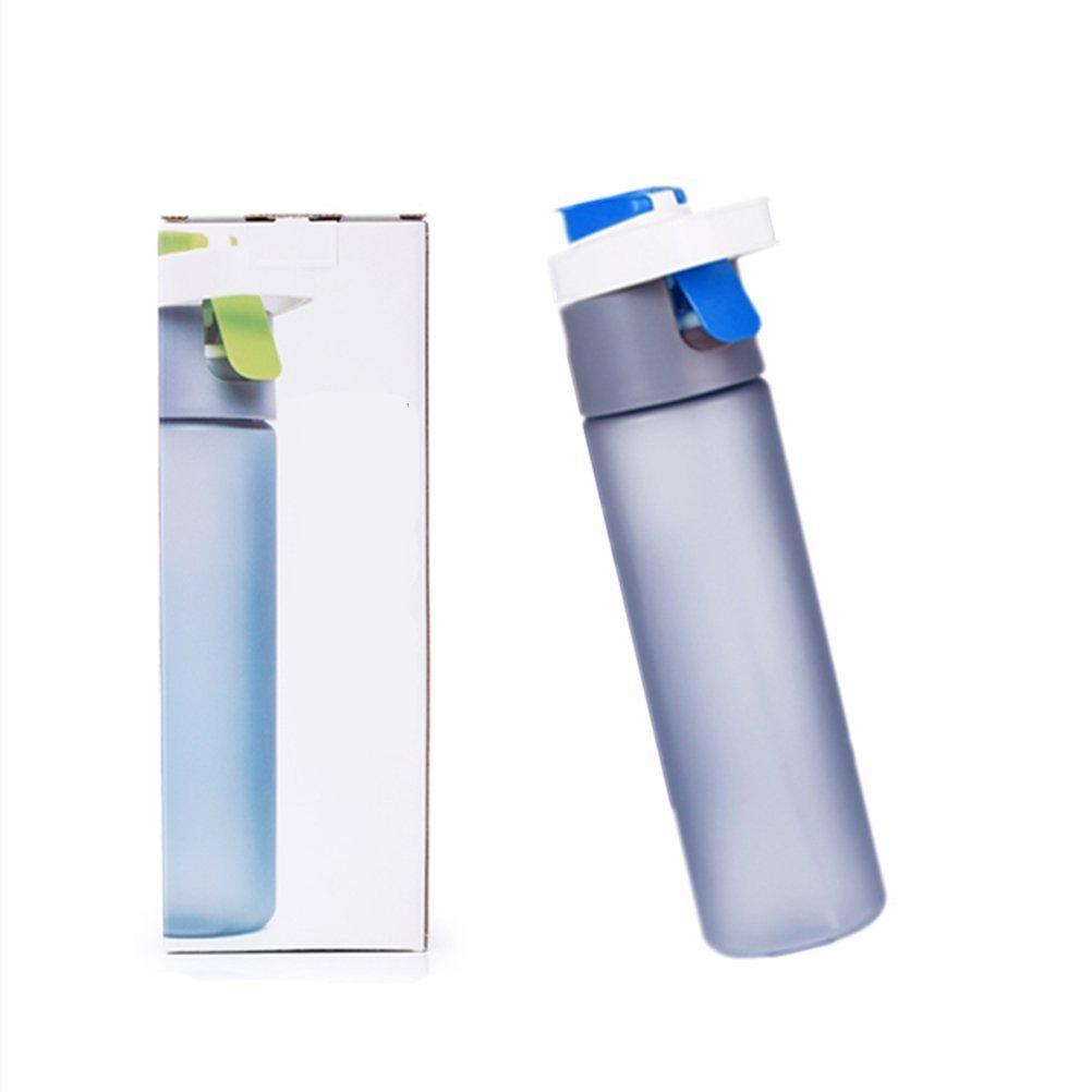 funjia-sport Trinken und Zerstäuberfunktion Spray Wasser Flasche ...