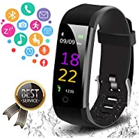 Topffy Fitness Tracker,Activity Tracker Fitness Watch...