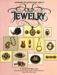 Answers to Questions About Old Jewelry, 1840 to 1950