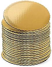 Gold cake board 24 Pack