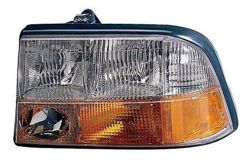 Depo 332-1166R-AS GMC/Oldsmobile Passenger Side Replacement Headlight Assembly