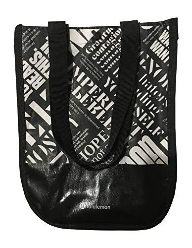 Lululemon 20th Anniversary Small Reusable Tote Carryall Gym Bag ()