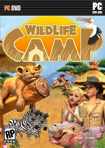 Wildlife Camp - PC (Training Helicopter Video Dvd)