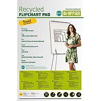 Bi-Office Earth-It Bloc de Papel Reciclado para Pizarra