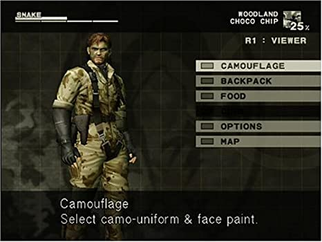 Metal Gear Solid 3: Snake Eater: Amazon co uk: PC & Video Games