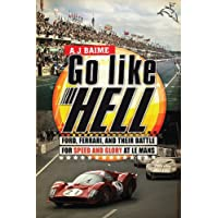Deals on Go Like Hell Kindle Edition