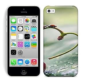 Running Gary Cherry Stem Hard Phone Case For iphone 4s