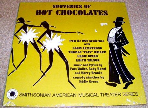 SOUVENIRS OF HOT CHOCOLATES (1929 BROADWAY REVIEW CAST LP, 1978)