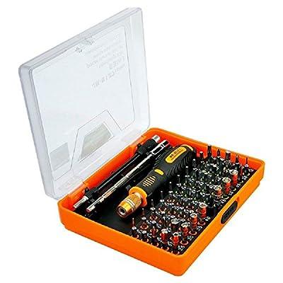 JAKEMY JM-8127 Multi-purpose 53 in 1 New Style Precision Screwdriver Bit Set Socket Set