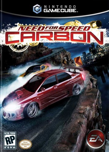 Need for Speed Carbon - Gamecube (Gamecube Need For Speed Games)
