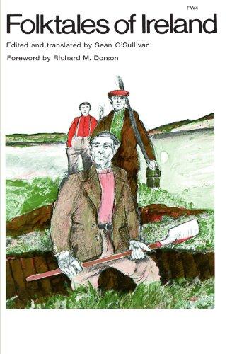 Folktales of Ireland (Folktales of the World)