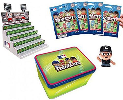 MLB TeenyMates 2015 MLB TeenyMates Pitchers Tin Set