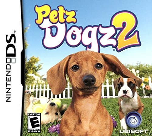 Petz Dogz 2 - Nintendo DS - Dogs For Ds Nintendo