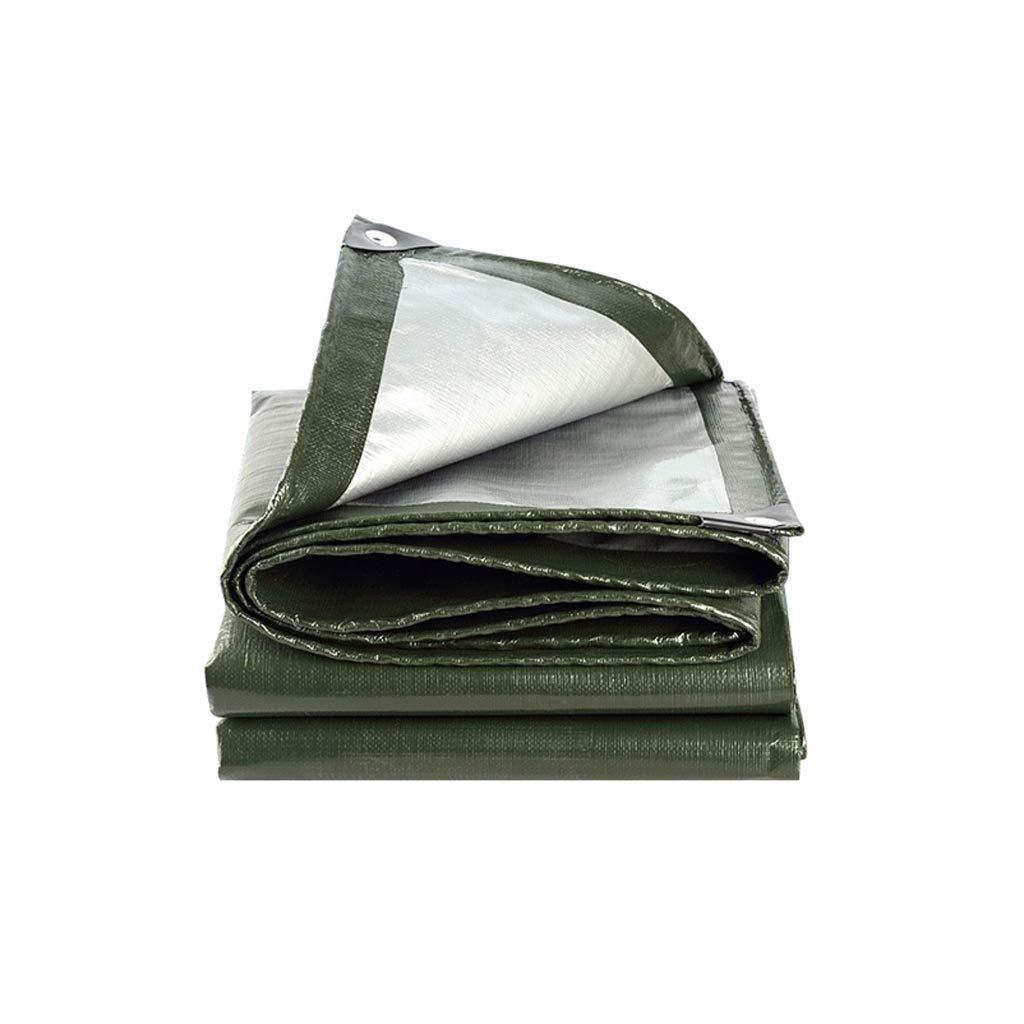Plane LCSHAN Regenfestes Tuch Staubdichter Multifunktions-Sonnenschutz im Freien Wasserdichtes Kunststofftuch (größe : 2  3m)