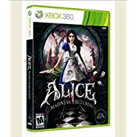 Electronic Arts Alice Madness Returns, Xbox 360 - Juego (Xbox 360) - Standard Edition