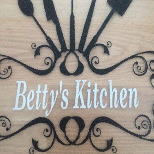 Personalized Kitchen Cutting Board Wedding Bridal Shower Mothers Day Gift