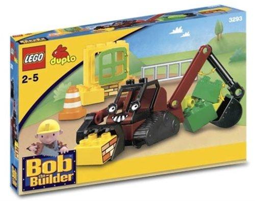LEGO Baukästen & Sets LEGO Bau- & Konstruktionsspielzeug Lego Duplo Bob der Baumeister Fahrzeug Benny der Kettenbagger