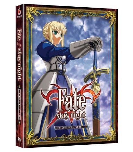 Fate Stay Night Box Set
