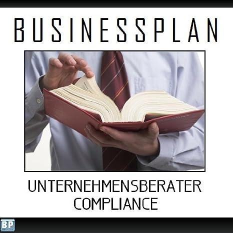 Businessplan Vorlage Existenzgründung Unternehmensberater