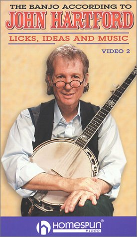 - The Banjo According to John Hartford, Video Two [VHS]