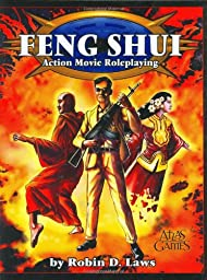 Feng Shui: Action Movie Roleplaying