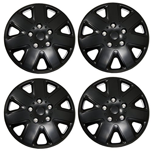Best black hubcaps 16 inch pontiac g5 to buy in 2019