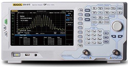 Rigol DSA815-TG Tracking Generator
