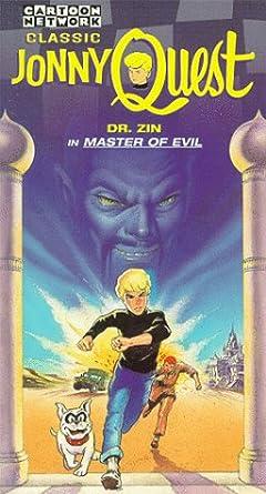 Amazon.com: Jonny Quest - Dr. Zin: Master of Evil [VHS ...