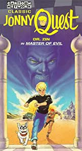 Jonny Quest - Dr. Zin: Master of Evil [VHS]