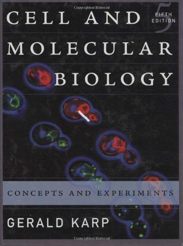 Cell Molecular Biology Karp Pdf