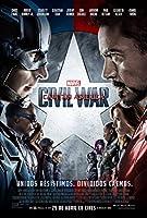 Capitán América: Civil War (Edición Metálica) [Blu-ray]